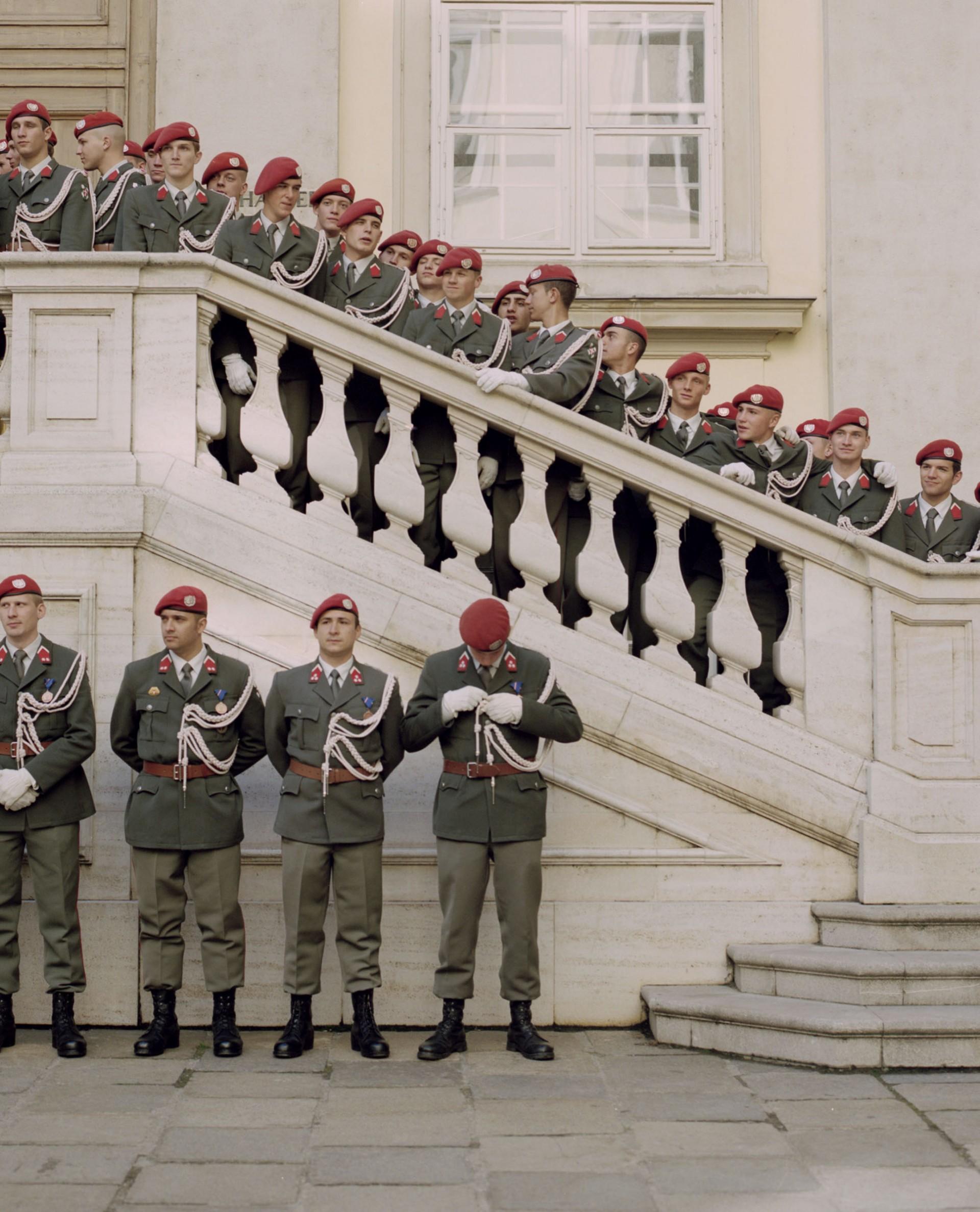 STEFAN REICHMANN Gardemusik